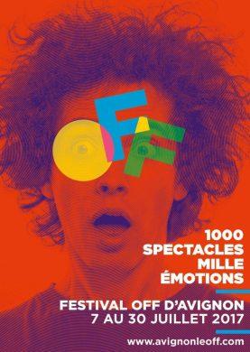 Avignon-OFF2017Affiche-officielle-727x1024