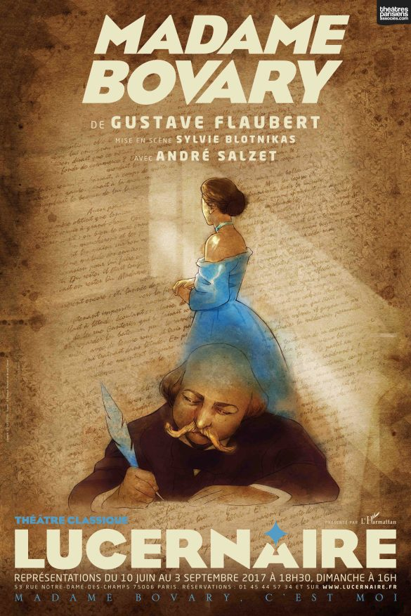 AFFICHE Madame Bovary PrintOClock
